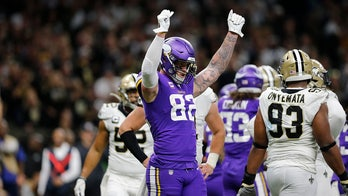 Minnesota Vikings bounce New Orleans Saints from playoffs in dramatic overtime win