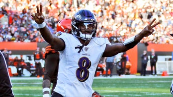 His flu fled, Ravens' Lamar Jackson 100 percent at practice