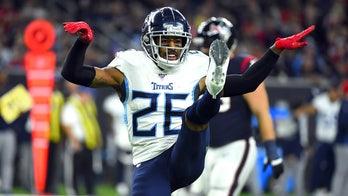 Ex-Patriots cornerback Logan Ryan seals playoff win for Titans against former team