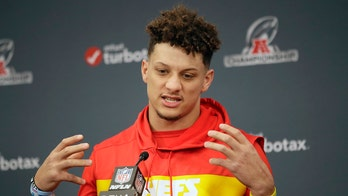 Patrick Mahomes talked to Roger Goodell about social justice initiatives