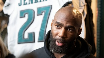 Malcolm Jenkins says therapy helps him cope with stress