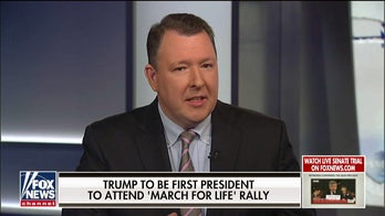 Marc Thiessen says Trump's March for Life attendance proves he is 'most pro-life president in US history'