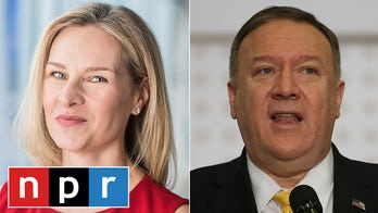 NPR reporter says Pompeo shouted, cursed at her after she pressed him on Ukraine during interview
