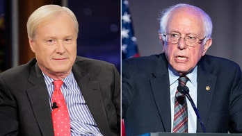 MSNBC's Chris Matthews suggests Bernie Sanders wouldn't stop his car to help an injured person