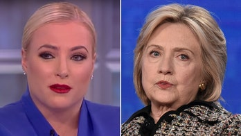 Meghan McCain hits Hillary Clinton for her Bernie Sanders jab: 'It's stupid and it's juvenile'