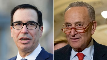 Mnuchin responds to Schumer criticism of China trade deal: 'There's a lot of issues that'll be in phase two'