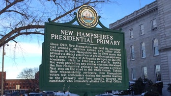 Nearly a quarter of New Hampshire primary voters still undecided: poll