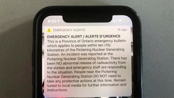 Pickering nuclear station 'incident' that triggered mass emergency alert in Canada was sent in error
