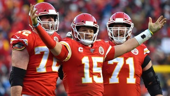 Kansas City Chiefs win AFC Championship over Tennessee Titans