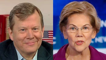 Peter Schweizer hits Elizabeth Warren for her past Washington 'swamp' tactics
