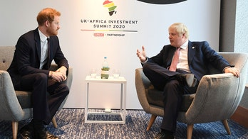 Prince Harry meets with Boris Johnson for one-on-one catch up following 'Megxit' deal