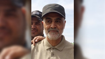 Who is Qassim Soleimani, the shadowy leader of the Islamic Revolutionary Guard Corps' Quds force?