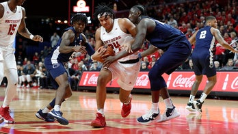 Harper scores 22 to help Rutgers beat No. 20 Penn State