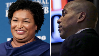 Larry Elder: Booker pushing evidence-free 'conspiracy theory' about Stacey Abrams' loss