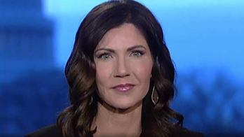 Gov. Noem: Trump is fighting for families while Dems are 'playing games' with democracy