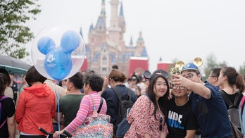 Shanghai Disneyland, and part of Great Wall of China, temporarily closed due to coronavirus concerns