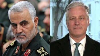 National Security Adviser Robert O'Brien: Iran underestimated President Trump's 'restraint'