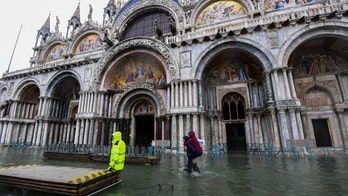 Venice may put glass wall around St. Mark's Basilica to curb future flood damage