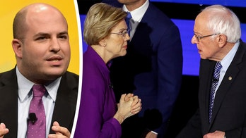 CNN's Brian Stelter ignores network's Warren-Sanders debate uproar on his media show