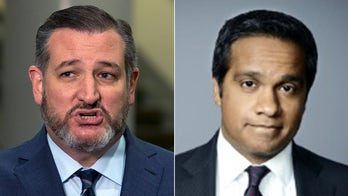 Ted Cruz piles on CNN's Manu Raju: 'EVERY' GOP senator agrees you're the 'MOST partisan' reporter