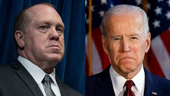 Tom Homan hits back at Biden for remark on illegal immigrants arrested for DUI: He's 'lost聽his mind'