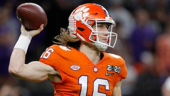 Clemson's Trevor Lawrence sums up loss to LSU, vows team will be back in national championship