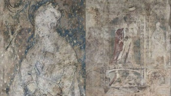 Centuries-old painting discovered in cathedral souvenir shop may be work of Renaissance master