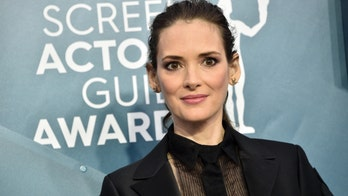 Winona Ryder visits birthplace of Winona, Minn., in Squarespace ad for Sunday's game