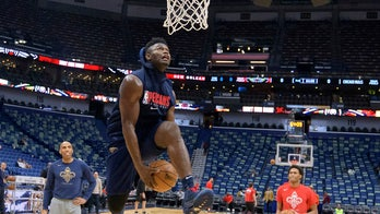 Pelicans' Zion Williamson returns to NBA bubble, as others dealing with issues