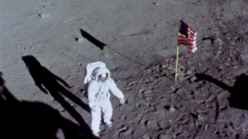 Apollo 11 images of Buzz Aldrin get high-def treatment for astronaut's 90th birthday