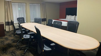 Comfort Inn's 'Boardroom Suite' not what hotel guest expected: 'I walked into this…'