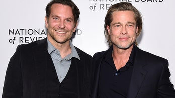 Brad Pitt says Bradley Cooper encouraged him to get sober