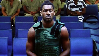 Antonio Brown appears in court, told he can remove ankle monitor and travel in US