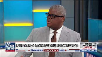 Charles Payne: Bernie Sanders 'is a juggernaut right now' and Trump should not underestimate him