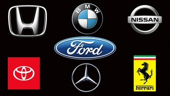 This car brand logo is the most recognizable in America, survey says