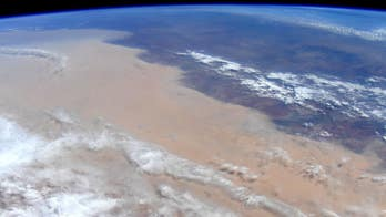 Heartbreaking Australia wildfire photos shared by NASA astronaut