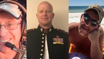 3 American firefighters killed in Australia crash 鈥� all US military veterans -- are identified