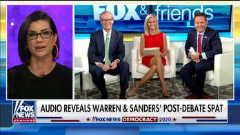 Dana Loesch on Sanders-Warren feud: 'It's the socialist Thunderdome,' only one can go through