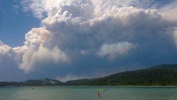 Australia wildfires developing their own 'dangerous' weather systems, New Zealand skies turn orange