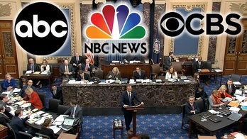 Broadcast networks' impeachment viewership falls short of soap operas, study says