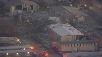 Houston explosion at manufacturing plant rattles house miles away