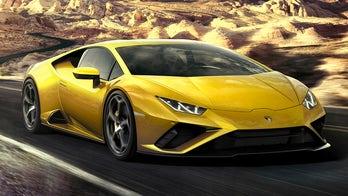 The Lamborghini Evo Rear-Wheel Drive is ready to get wild