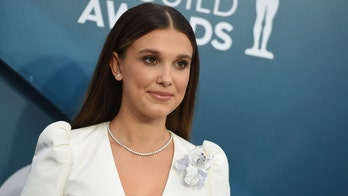 Millie Bobby Brown's SAG outfit called out on social media for being too 'mature'