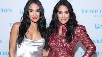 Nikki and Brie Bella are pregnant and due less than two weeks apart: 'We both are shocked'