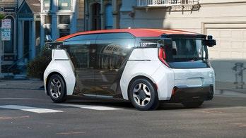 General Motors to build Cruise Origin electric self-driving shuttle, electric trucks in Detroit
