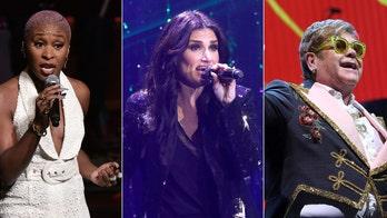 Elton John, Cynthia Erivo, Idina Menzel and more to perform at Oscars