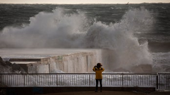 Winter storm lashes Spain for third day, killing at least 4, cutting power to thousands