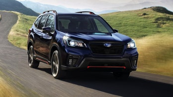 The Subaru Forester F*#@S edition is an NSFW SUV