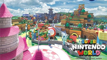 Japan's Super Nintendo World will let you 'become one of the characters,' according to Universal Studios Japan