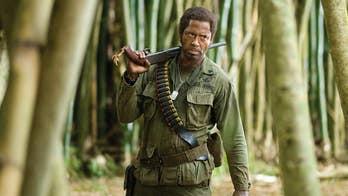 Robert Downey Jr. saying he doesn't regret wearing blackface in 'Tropic Thunder' sparks social media debate
